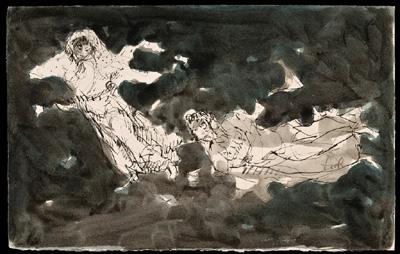 rioecultura : EXPO De Corpo Inteiro – Darel pinturas gravuras desenhos