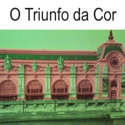Abre dia 20 de julho de 2016 a exposição O triunfo da cor: O p�s-impressionismo. Local: Centro Cultural Banco do Brasil (CCBB Rio)