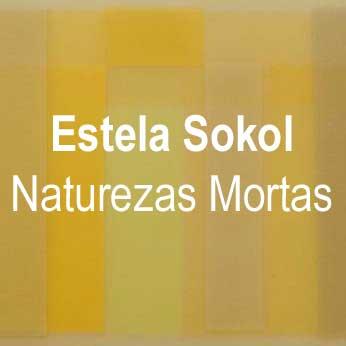 Abre dia 28 de julho de 2016 a exposição Estela Sokol � Naturezas Mortas. Local: Anita Schwartz Galeria de Arte