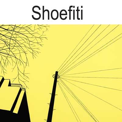 Abre dia 28 de julho de 2016 a exposição SHOEFITI [Bet Katona]. Local: Toulouse Arte Contempor�nea