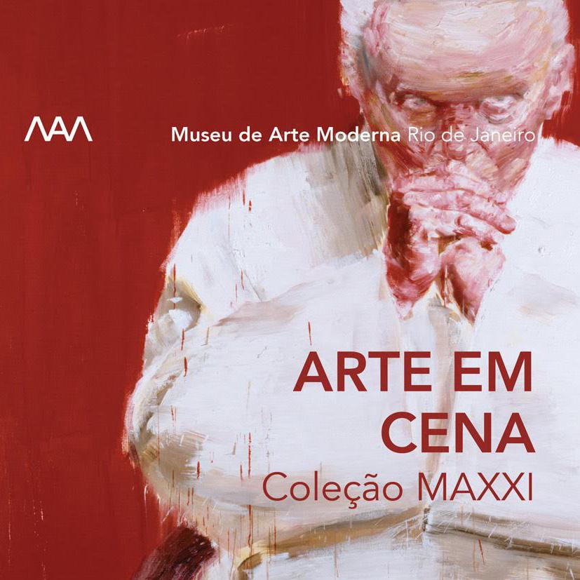 Abre dia 5 de julho de 2016 a exposição Arte em Cena: Obras da Cole��o  MAXXI � Museu de Arte do S�culo XXI. Local: Museu de Arte Moderna do Rio de Janeiro (MAM RJ)