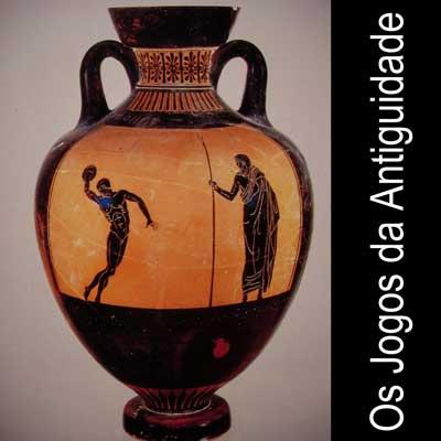 Abre dia 27 de julho de 2016 a exposição Os Jogos da Antiguidade   Gr�cia e Roma. Local: Museu Nacional de Belas Artes (MNBA)