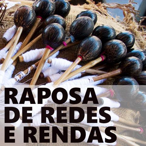 Abre dia 10 de setembro de 2015 a exposição Raposa de redes e rendas. Local: Museu do Folclore Edison Carneiro - Centro Nacional de Folclore e Cultura Popular (CNFCP)