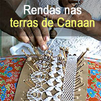 rioecultura : EXPO Rendas nas terras de Canaan : Sala do Artista Popular - Centro Nacional de Folclore e Cultura Popular (CNFCP)