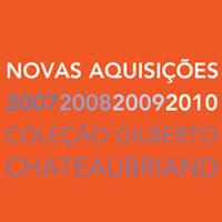rioecultura : EXPO Novas Aquisições 2007-2010 : Coleção Gilberto Chateaubriand : Museu de Arte Moderna do Rio de Janeiro (MAM RJ)