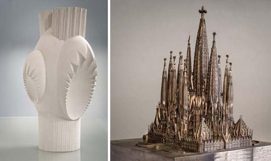 rioecultura EXPO Gaudí: Barcelona, 1900