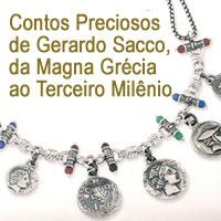 rioecultura : EXPO Contos Preciosos de Gerardo Sacco, da Magna Grécia ao Terceiro Milênio : Museu Histórico Nacional (MHN)