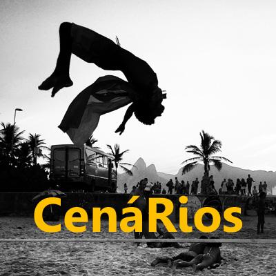 Abre dia 18 de agosto de 2016 a exposição Cen�Rios. Local: Botafogo Praia Shopping