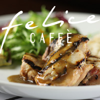 Rio Restaurant Week no Felice Caffè